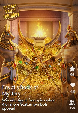 Egypt Book of Mystery